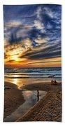 Israel Sweet Child In Time Beach Towel
