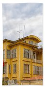 Istanbul Wooden Houses 04 Beach Towel