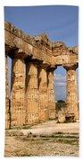 Italian Ruins 2 Beach Towel