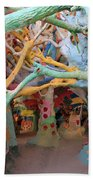 It's A Magical World Beach Towel by Laurie Search