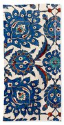 Iznik 12 Beach Towel
