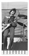J. Geils At Day On The Green 1976 Beach Towel