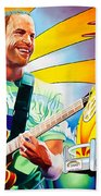Jack Johnson Beach Towel