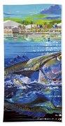 Jacksonville Kingfish Off0088 Beach Towel