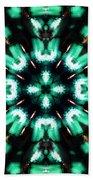 Jade Reflections - 4 Beach Towel
