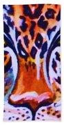Jaguar Eyes-  Beach Towel