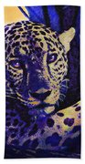 Jaguar- The Spirit Of Belize Beach Towel