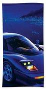 Jaguar Xjr-15 Beach Towel