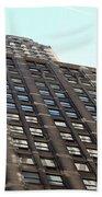 Jammer Architecture 006 Beach Towel