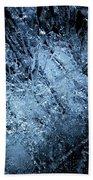 jammer Frozen Cosmos Beach Towel
