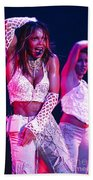 Janet Jackson-05 Beach Towel