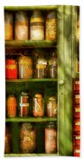 Jars - Ingredients II Beach Towel