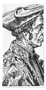 Jean Fernel (1497-1558) Beach Towel