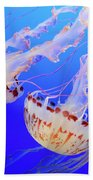 Jellyfish 9 Beach Towel
