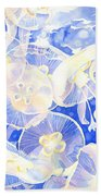 Jellyfish Jubilee Beach Towel