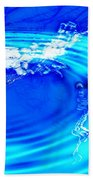 Jellyfish Pool Beach Towel