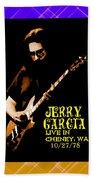 Jerry Cheney 1 Beach Towel