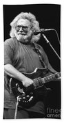 Jerry Garcia Band Beach Towel