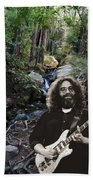 Jerry's Mountain Music 13 Beach Towel