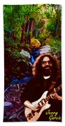 Jerry's Mountain Music 3 Beach Towel
