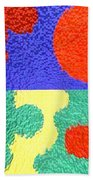 Jigsaw Pieces Beach Towel