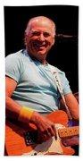 Jimmy Buffett 5626 Beach Towel by Timothy Bischoff