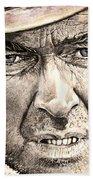 Jimmy Stewart  Beach Sheet