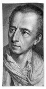 Johann Joachim Winckelmann (1717-1768) Beach Towel