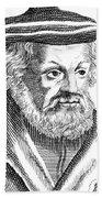 Johannes Aepinus (1499-1553) Beach Towel