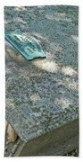 John Adlum Revolutionary War Soldier Beach Towel