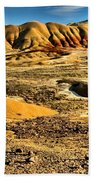 John Day Oregon Landscape Beach Towel
