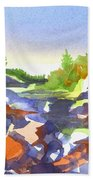 Johnsons Shut Ins Beach Towel