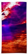 Judgment Day Beach Towel