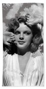 Judy Garland Mgm Publicity Photo Presenting Lily Mars Clarence Sinclair Bull Photo 1943-2014 Beach Towel