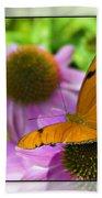 Julia Butterfly 2 Beach Towel