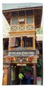 Jungle Cruise Adventureland Disneyland Beach Towel