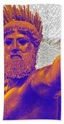 Jupiter - Zeus Beach Towel