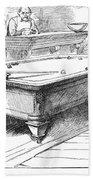 Juvenile Delinquency, 1881 Beach Towel