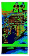 Jwinter #9 Enhanced Colors 1 Beach Towel
