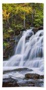 Kaaterskill Falls Beach Towel