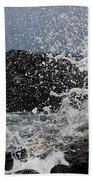Ka'ena Point Surf Beach Towel