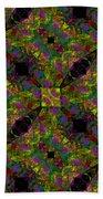 Kaleidoscope #1  Beach Towel