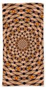 Kaleidoscope 1 Beach Towel