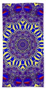 Kaleidoscope 33 Beach Towel
