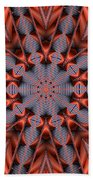 Kaleidoscope 35 Beach Towel