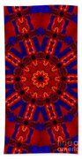 Kaleidoscope 36 Beach Towel