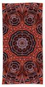 Kaleidoscope 38 Beach Towel