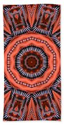Kaleidoscope 40 Beach Towel