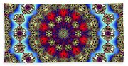 Kaleidoscope 51 Beach Towel