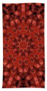 Kaleidoscope 60 Beach Towel